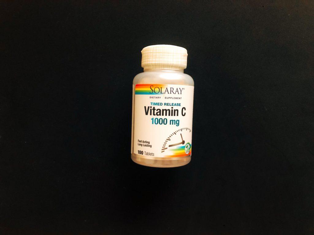 朝に飲むサプリのおすすめビタミンC