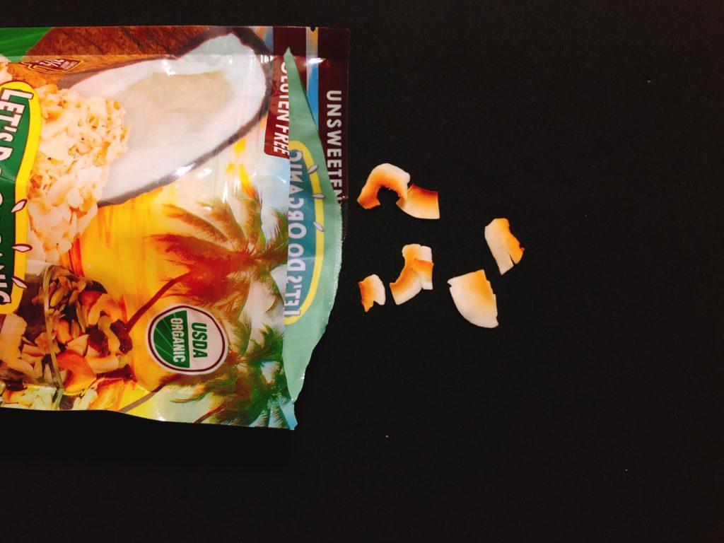 エドワード&サンズのココナッツチップストースト