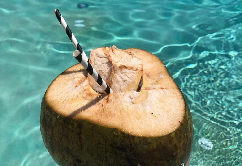 ココナッツジュースの特徴