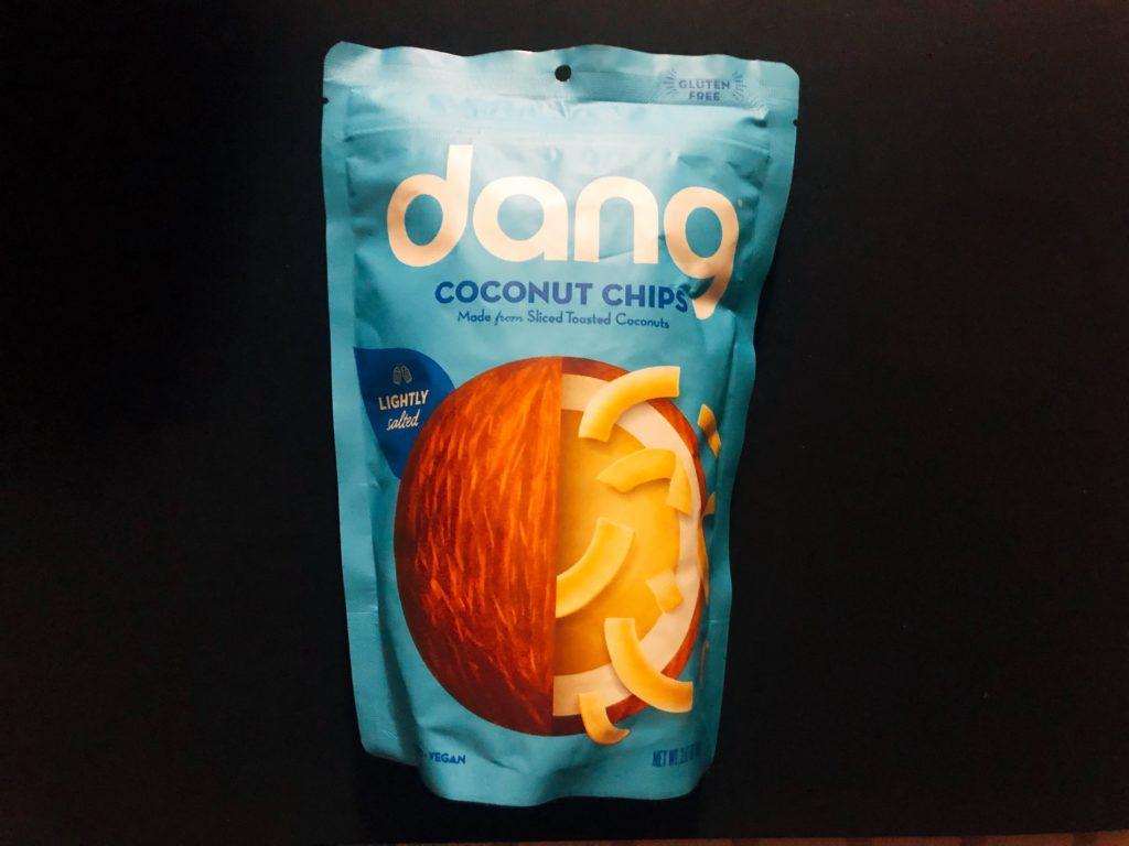 ダングのココナッツチップス塩味