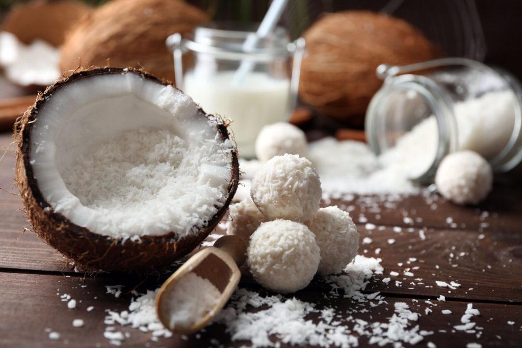 ココナッツフレークの特徴