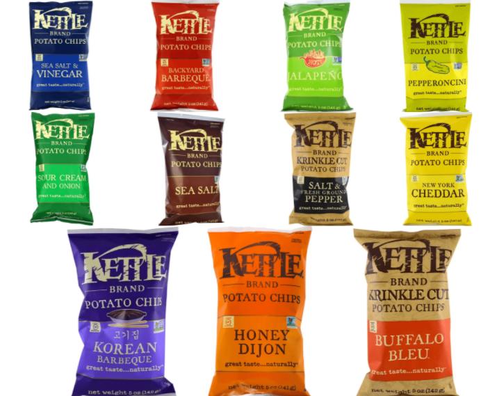 ケトルフーズ社の全種類