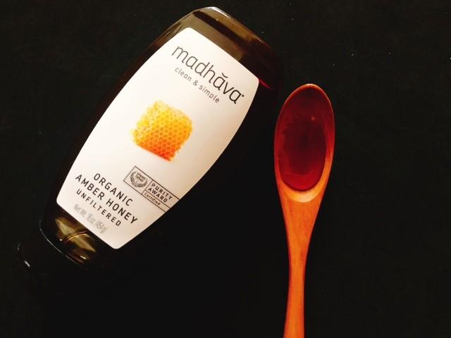 madhavaマダバナチュラルスイートナーのアンバーハニーは黒糖の味