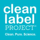 クリーンラベルプロジェクトのロゴ