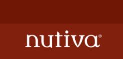 nutivaヌティバのロゴ