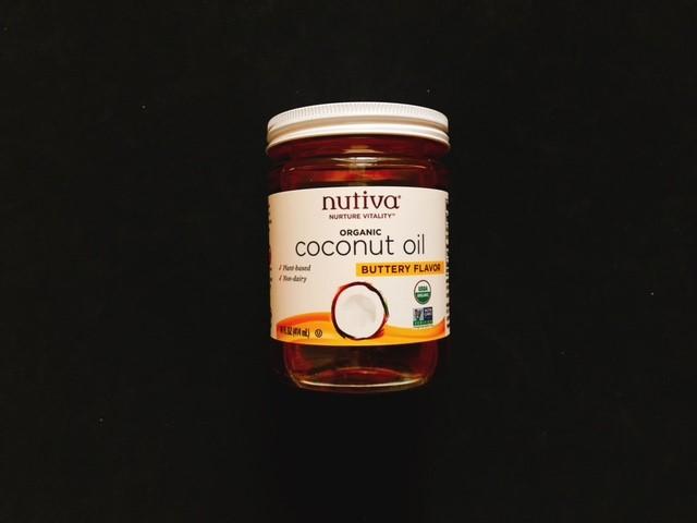 nutivaヌティバのバター風味ココナツオイル