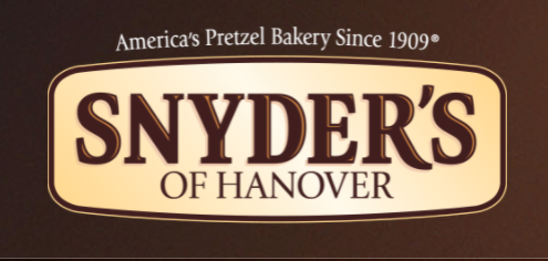 アメリカのスナイダーズ社のロゴ