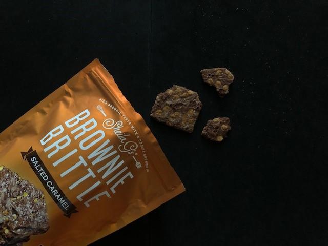 ブラウニーブリトルの塩キャラメル