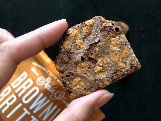 ブラウニーブリトルの塩キャラメルクッキー